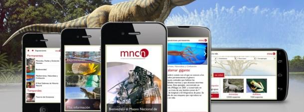 Telefónica abre las puertas digitales del MNCN