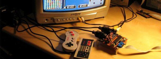 Uzebox, la videoconsola libre para revivir los juegos clásicos