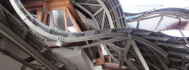 Las nuevas formas arquitectónicas de la arquitectura paramétrica