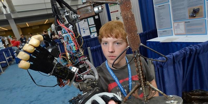 Intel® International Science and Engineering Fair® (Intel ISEF) 2012