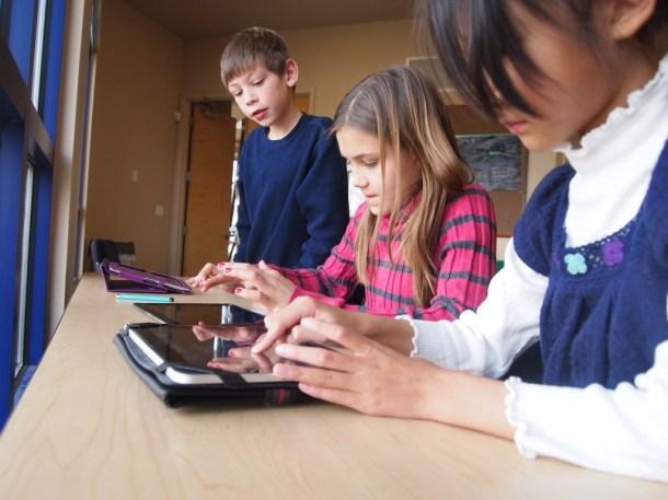 Tablets en educación infancia y redes sociales