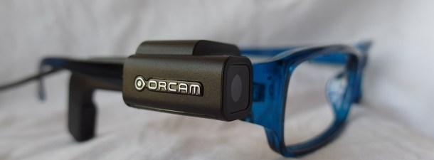 Cómo funciona OrCam, la cámara inteligente para personas ciegas