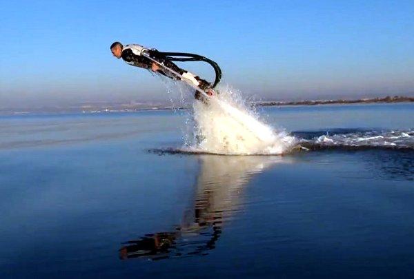La innovación llega a los deportes náuticos