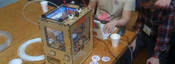 Una impresora 3D te ahorra 2.000 dólares al año