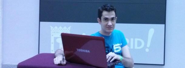 Javier Espinosa, otro joven Talentum en Madrid LAB
