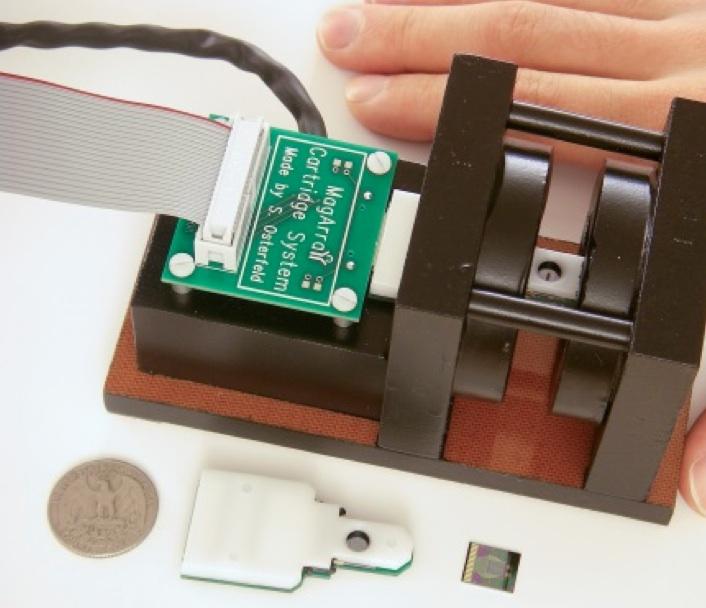Nuevo biochip detecta niveles de exposición a radiación