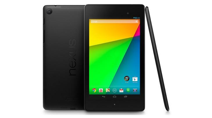 Comparativa: nuevo Nexus 7 vs. iPad Mini