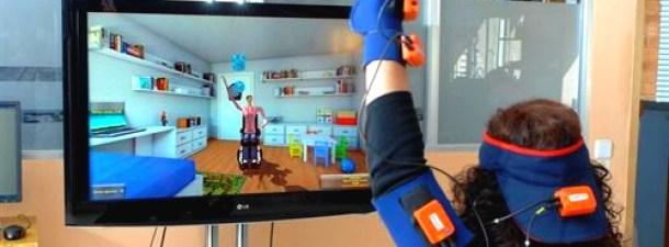 Realidad virtual para que parapléjicos hagan rehabilitación desde casa