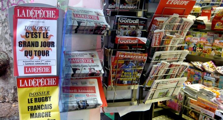 Meganews Magazines, una startup que revolucionará la prensa escrita