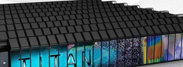 Titan, the world's most powerful supercomputer
