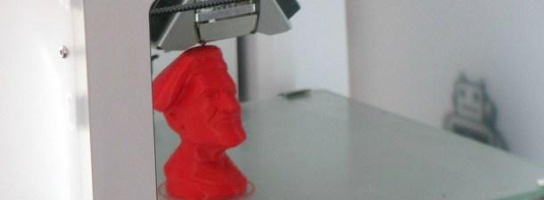Las impresoras 3D, cada vez más cerca de llegar a nuestras casas