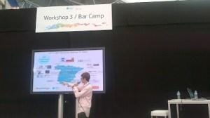 Talentum en Campus Party