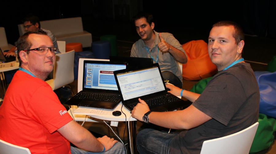 Talentum StartUps en Campus Party: ganadores del reto EBBITS