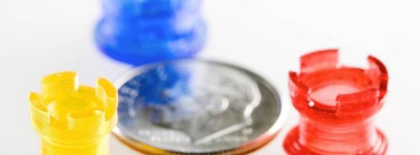 Cómo funciona una impresora 3D fotolitográfica, en vídeo