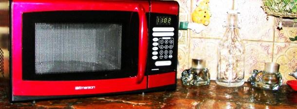 ¿Y si pudiéramos recargar los gadgets de cocina con nuestro microondas?