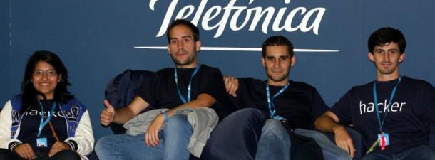 "Jóvenes Talentum de Málaga en ""Hacking for something Better"""