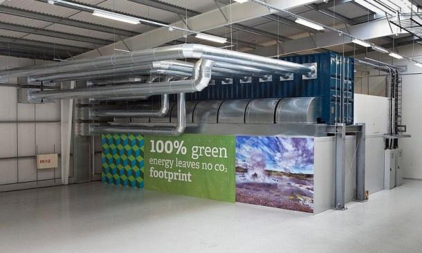 Thor Data Center Intel (Islandia) (2) - Centros de datos sostenibles: optimizando la refrigeración de los servidores