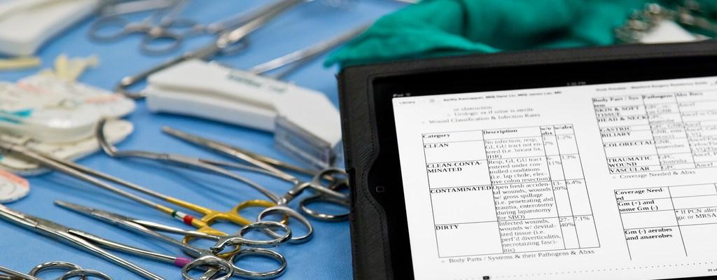 Aplicación para cirugía