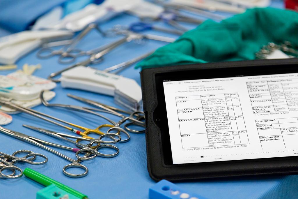 Así es la aplicación que podría ser imprescindible en los quirófanos