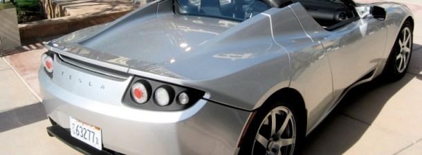 El coche autónomo de Tesla Motors
