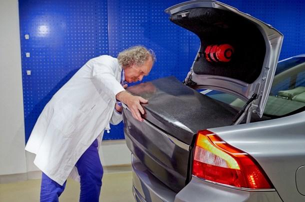 almacenamiento de energía para coches eléctricos