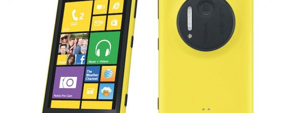Probamos el Lumia 1020, la apuesta más sólida de Nokia