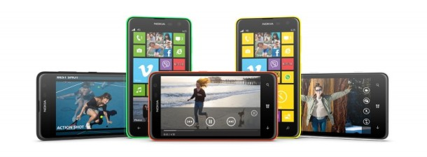 Nokia Lumia 625: 4G asequible con Windows Phone 8