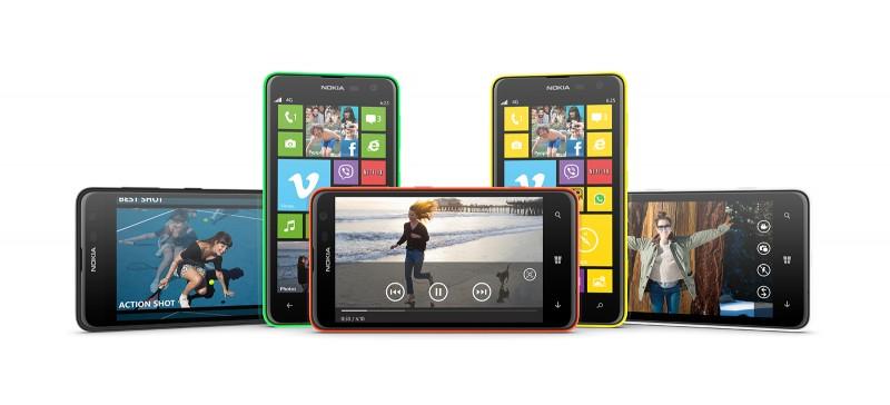 Nokia Lumia 625: 4G asequible con Windows Phone 8