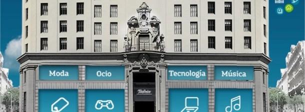 La Flagship Store de Telefónica se convierte en una escuela gratuita
