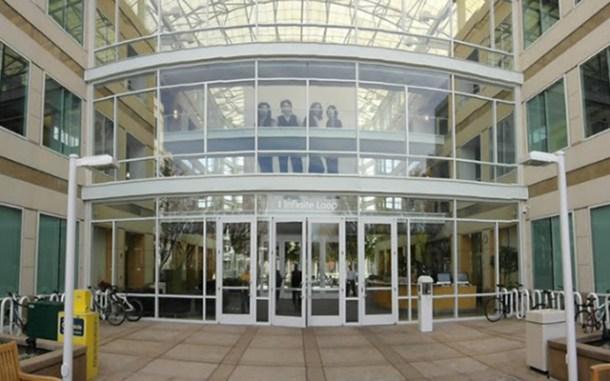 Oficina central de Apple en Silicon Valley