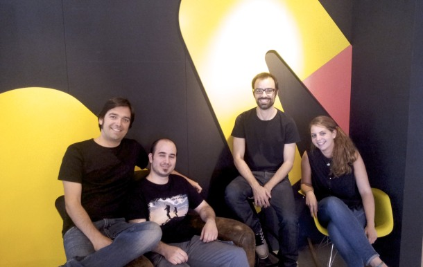 Talentum Startups en Campus Party Europe