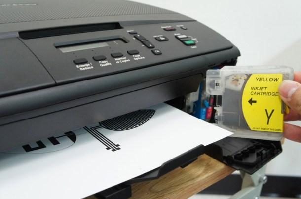 circuitos impresos en papel