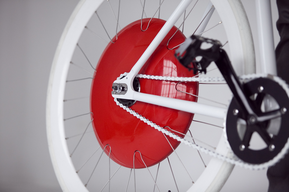 Copenhagen wheel, la rueda inteligente que transforma tu bicicleta en eléctrica