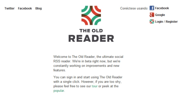 lectores de feeds