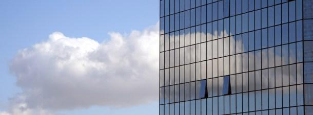 Las ventanas de un edificio podrán generar energía solar
