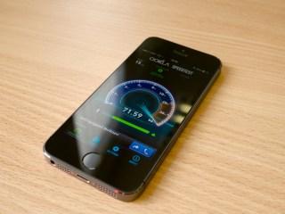 despliegue de la red 4G LTE