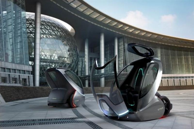 ¿Qué conduciremos en 2050?