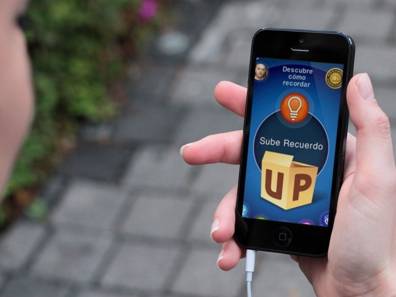 AlzhUP, la app que ayudará a pacientes con Alzheimer a conservar sus recuerdos
