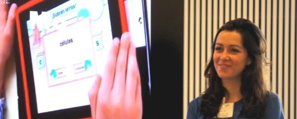Capacitados tecnológicos (I): Luz Rello combate la dislexia