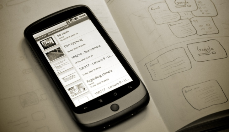 4 alternativas a Evernote