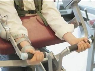 brazo titanico