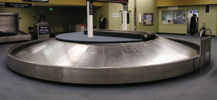 Tu smartphone encuentra la maleta si se pierde durante el vuelo