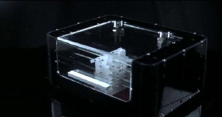 Esta impresora 3D permite construir circuitos sobre un papel