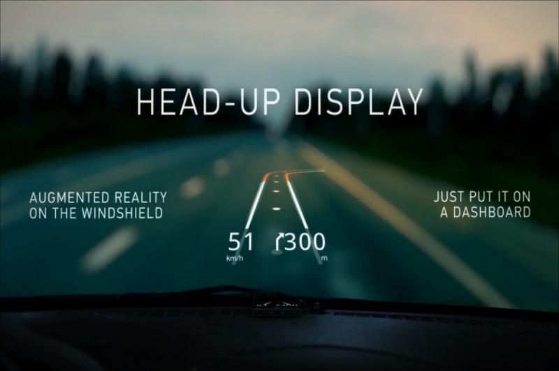Hudway, la app que lleva la realidad aumentada al parabrisas de tu coche