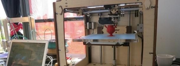 3 impresoras 3D low cost por debajo de los 500 dólares