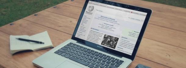 La Wikipedia Zero podría consultarse en zonas sin acceso a Internet