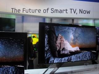 televisor en smart tv
