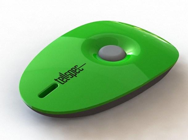 gadget para escanear alimentos