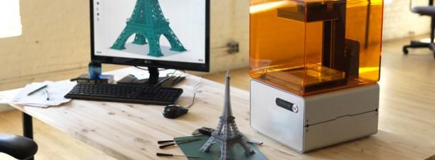 La impresión 3D marca el camino de una nueva era industrial
