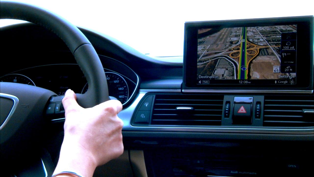 Coches conectados: Google y Audi planean implantar Android en vehículos